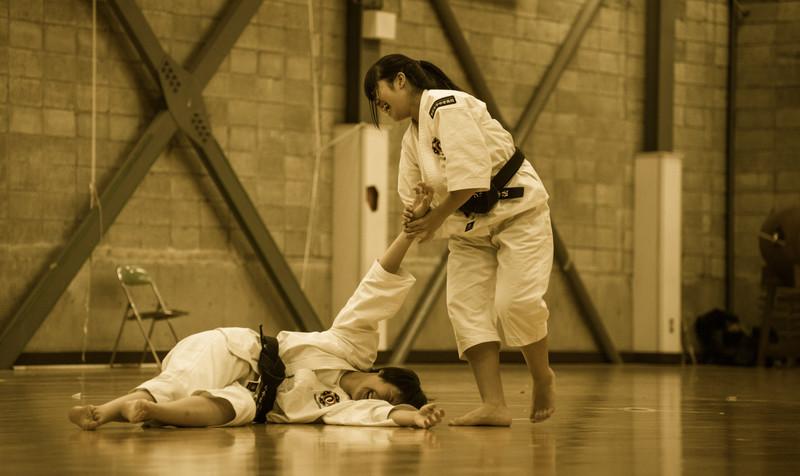 Karate Guls