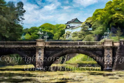 Imperial Palace PAINTING - Copyright 2017 Steve Leimberg UnSeenImages Com _DSC1948