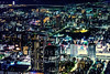 Tokyo at Night from SkyTree Tower - Copyright 2017 Steve Leimberg - UnSeenImages Com L1200303