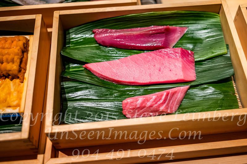 Dinner is Served - Ritz Kyoto - Copyright 2017 Steve Leimberg UnSeenImages Com L1210899