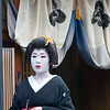 Maiko of Gion District.  Kyoto
