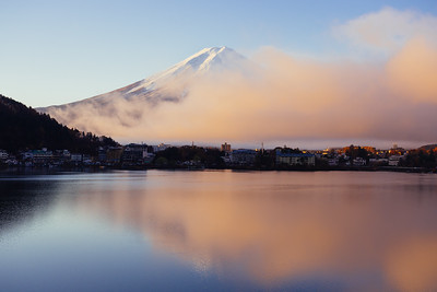 Mt. Fuji Sunrise