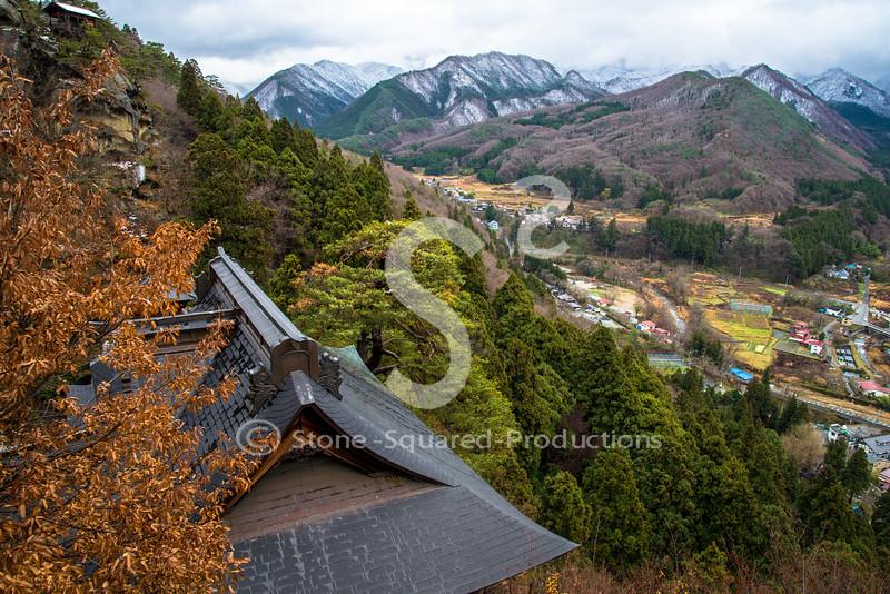 Journey to Risshaku-ji