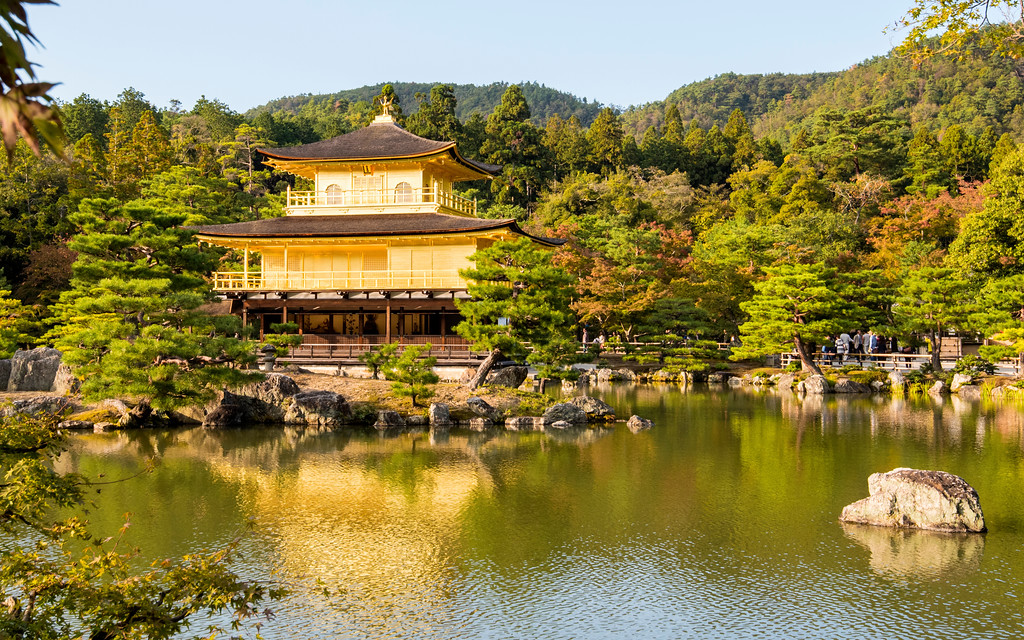 Kinkaju - The Golden Pavilion