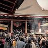 Senso-ji Courtyard