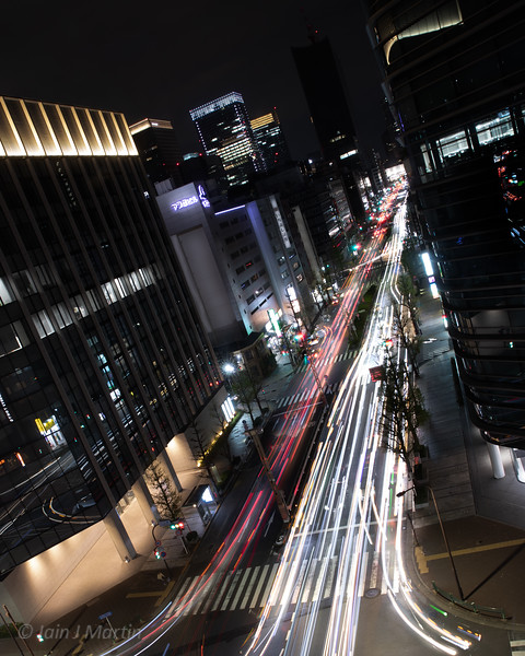 Yaesu street