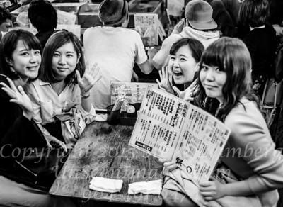 Four Girls - Copyright 2017 Steve Leimberg - UnSeenImages Com L1200562