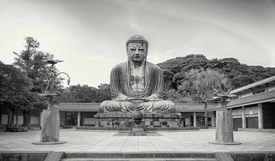 Big Buddha. Kamakura.