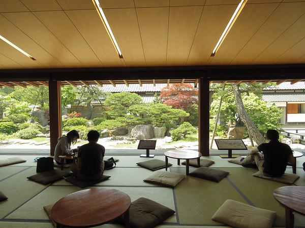 Adachi Museum tuin