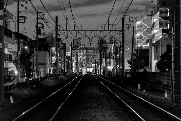 Tobu Tojo Line (東武東上線) (Saitama, Japan) 2017