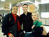 Jon met us at the Shinkansen gate in Kyoto Station.
