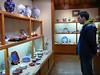 This is the salesroom that belongs to Mr. Fukagawa.