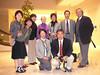 (back) Moeko, Chiaki, Sachiko, me, Hitomi, Kunio, Masanao.<br /> (front) Chieko, Hideto.