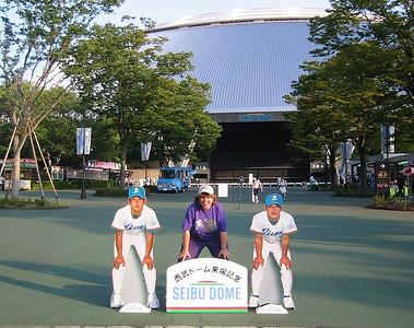 Seibu Dome - Michelle Wiznitzer