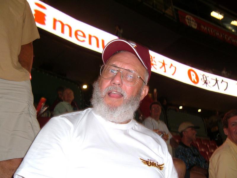 Hall of Famer Leon DeHaven