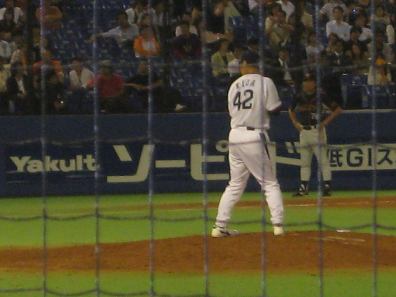 Masao Kida (Yakult Swallows)