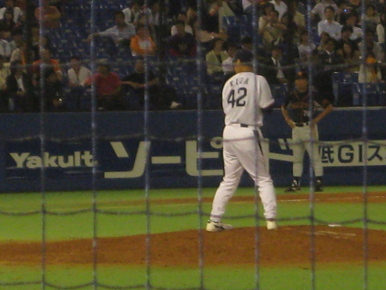 Masao Kida (Yakult Swallows)