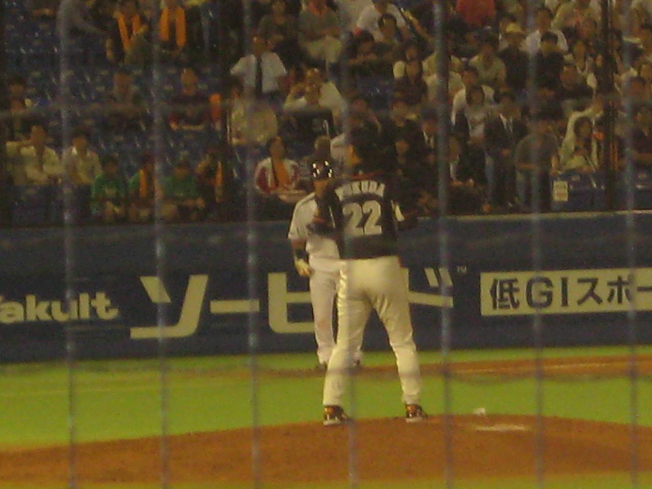 Satoshi Fukuda (Yomiuri Giants)