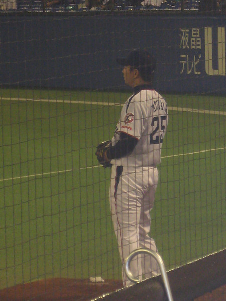 Shohei Tateyama (Yakult Swallows)