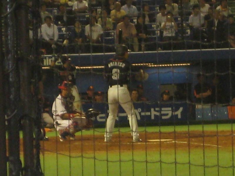 Takayuki Shimizu (Yomiuri Giants)