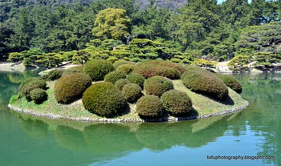 Ritsurin Gardens pt 2 - March 2015