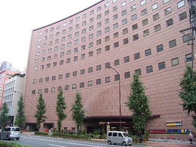 Arrival at Tokyo and Hotel
