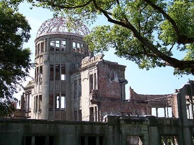 Hiroshima Peace Park, Museum, Stadium