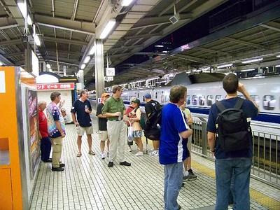 Chunichi Dragons in Nagoya Dome