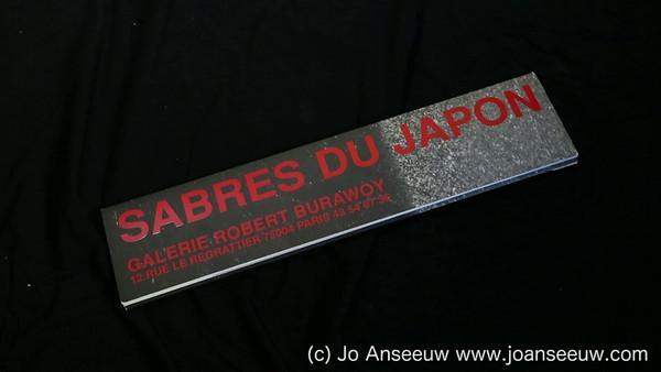 Sabres du Japon by Robert Burawoy