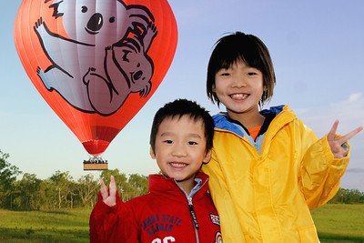 Hot Air Ballooning - Great Family Activity