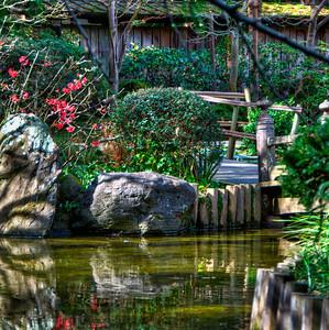 Japanese Tea Garden,