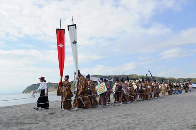 Procession in