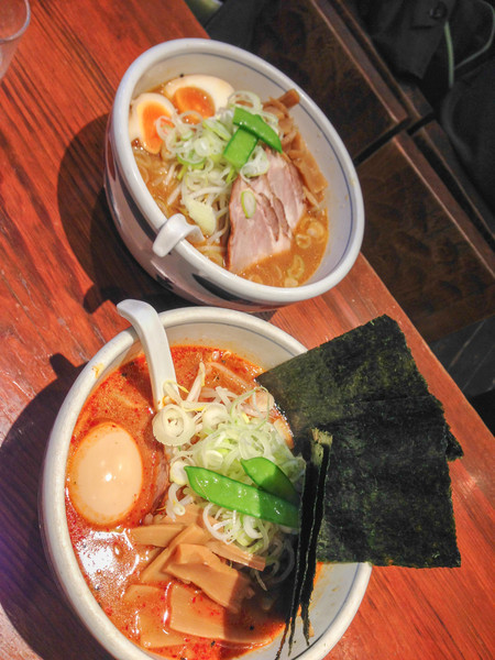Japanese Food: Dining on a budget - ramen soup