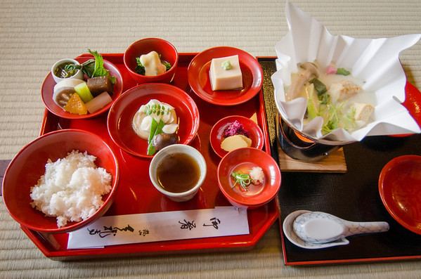 Japanese Food: UNESCO recognized cultural heritage
