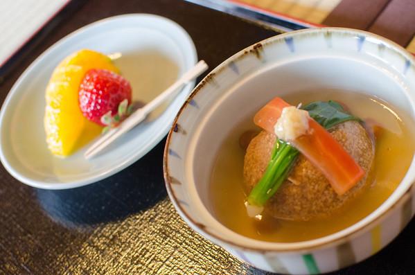 Japanese Food: Seasonal Ingredients and Careful Presentation