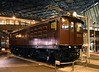 No ED 17 1, Omiya Railway Museum, western Tokyo, 23 March 2019.  One of 17 870kW Bo-Bo built in 1924-25 by Englsh Electric (builder's number 534).  North British built the mechanical parts.  Retired in 1970 and preserved.  The Tobu Railway Museum also has an English Electric loco.