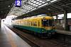 Toyama Chihou Railway No 14769, Dentetsu station, Toyama, 28 March 2019.