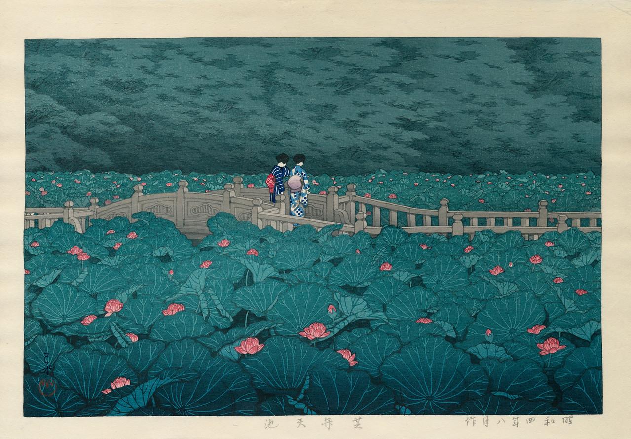 Kawase Hasui reprint