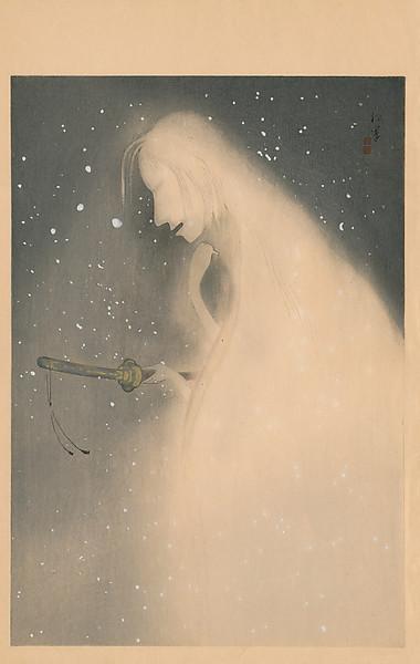 Shoen Uemura 1875-1949