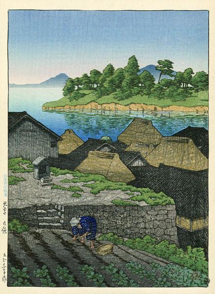 Goryo, Amakusa 1922