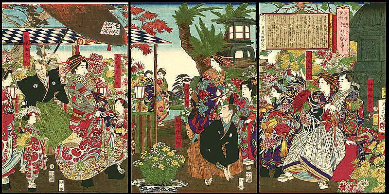 Shogun Courtesan