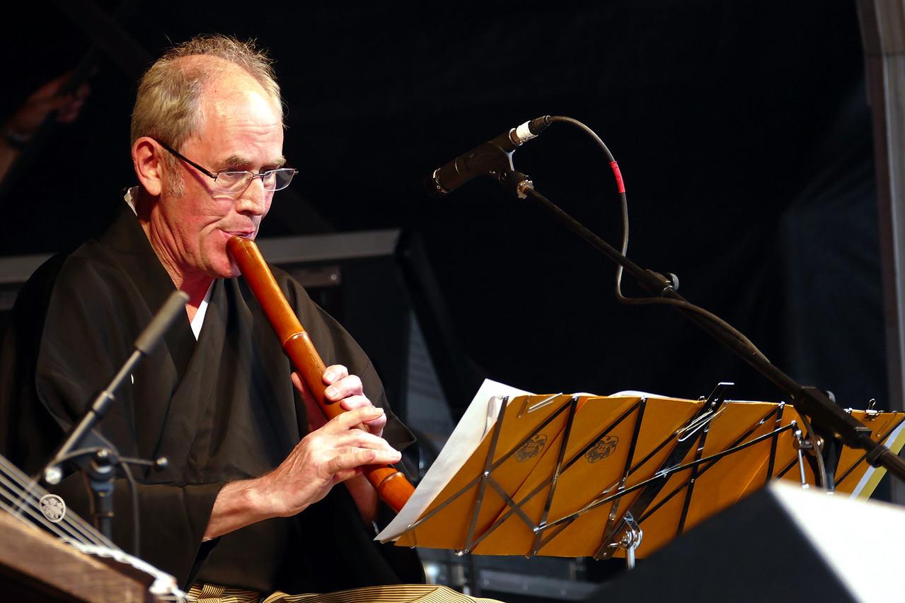 Flute man again
