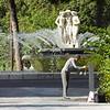 Escultura no Jardim Albert I