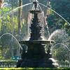Fonte no Jardim Botânico do Rio de Janeiro