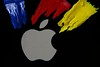 <H2>Apple with Color</H2>