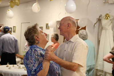 Jacqueline and Richard Jarrell's 50th Anniversary Celebration
