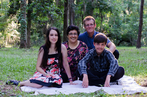 Jarvis Family  May 2014