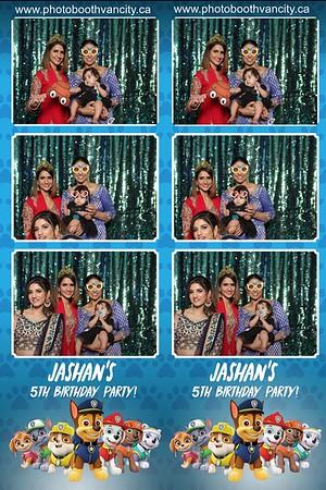 Jashan's 5th Birthday July 6th 2018