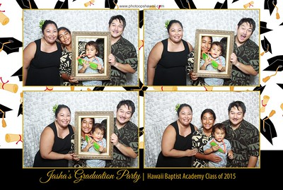 Jasha's Graduation Party (Fusion Photo Booth)