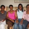 Judith, Yolanda, Natasha, Jasmin